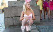 Upskirt Collection Girls in short skirts pose for me