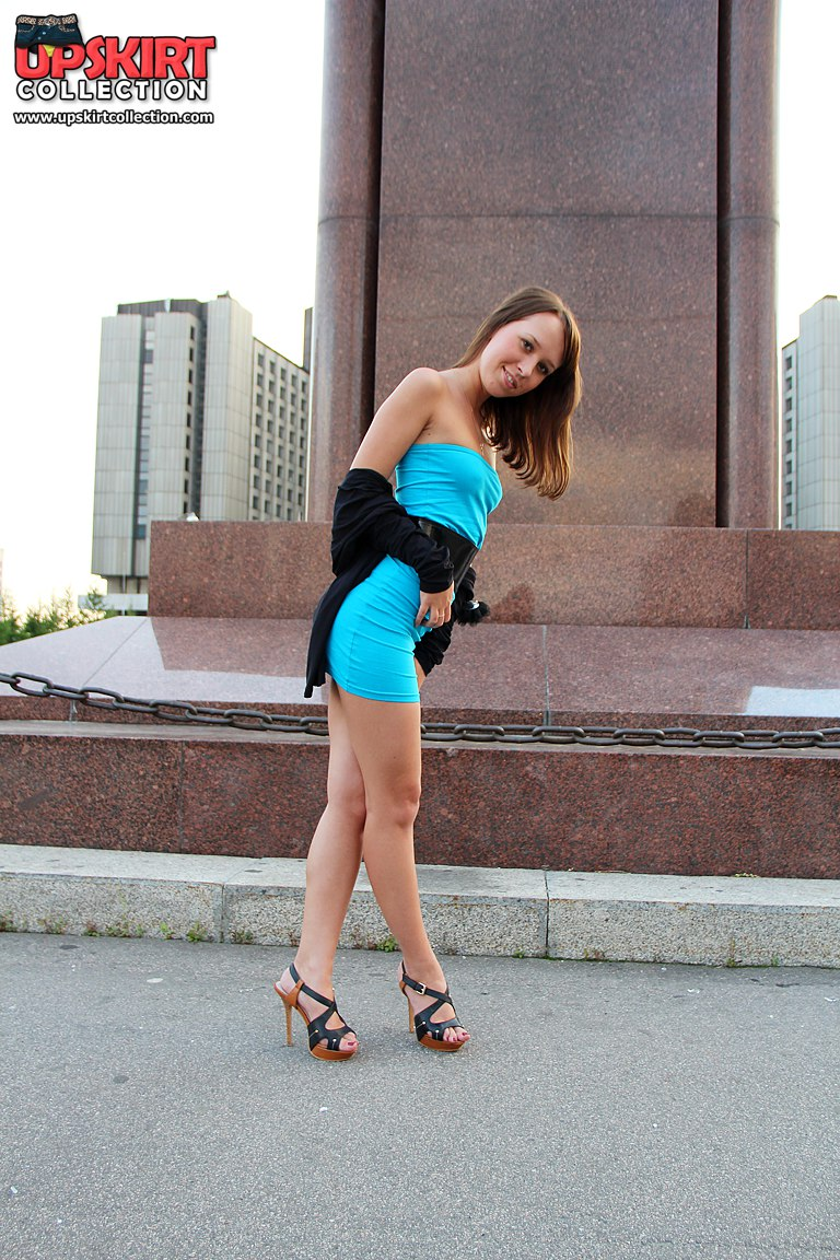 Upskirt in the city ep1 8