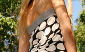 Upskirt Collection Girl shows ass up skirt in public