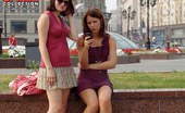 Upskirt Collection Upskirt girls filmed on spy cam