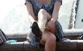 Upskirt Collection Incredibly hot blonde upskirts
