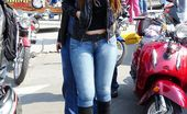 Upskirt Collection Jeans sex pics of slim and fat babes