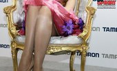Upskirt Collection Teens tease with short short skirts
