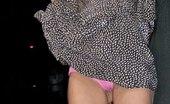 Upskirt Collection Beautiful Paris Hilton exposing her upskirt to everyone