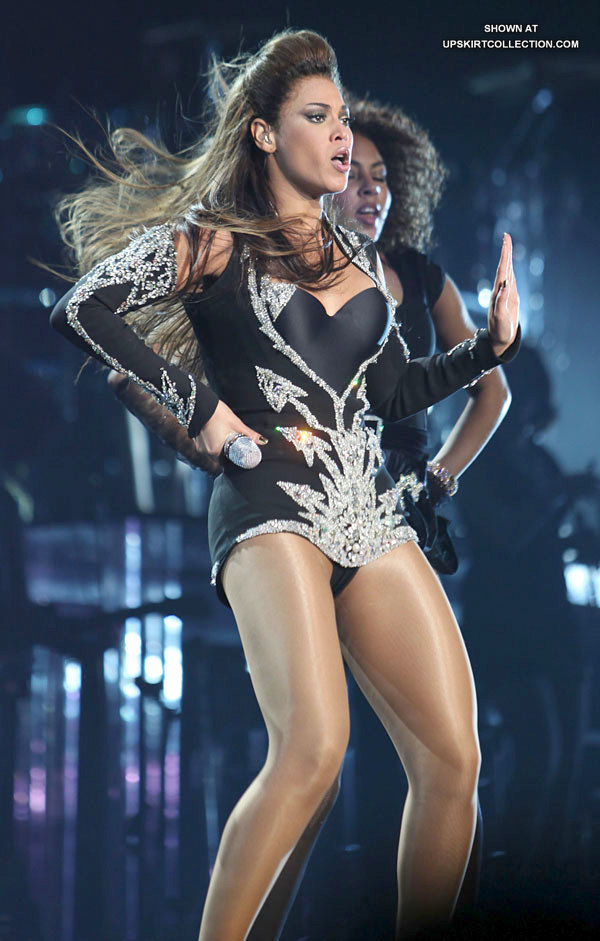 nackt Beyonce Celebrities who