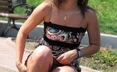 Upskirt Collection Up skirts of topless playful chubby girls