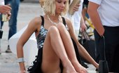Upskirt Collection The hot upskirt collection of nice butted girls