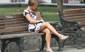 Upskirt Collection Hot upskirt hidden caught on cam in public