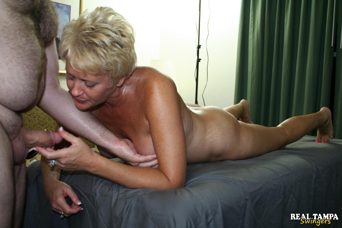 old swingers nurugel massage