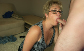 Real Tampa Swingers After Work Release Hot Milf Tracy Sucking Young Stud