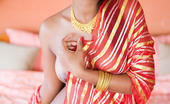 Asha Kumara Bangled Beauty Exotic Desi Babe Asha Kumara Fingers Her Teen Indian Pussy