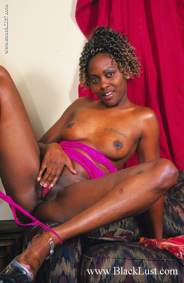 Ebony Teen Thot Backshots