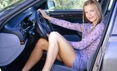 Hungarian Honeys Marketa Belonoha Hot Babe Nice Car