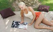Hungarian Honeys Vicky S Reading Makes Her Randy