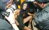 Hungarian Honeys Klara Smetanova Glamour Cunt In Limo