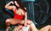 Land of Venus Melissa Dettwiller & Angela Salvagno