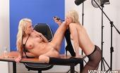VIPissy Uma Zex & Lena Love 352380 Wet Piss Porn Loving Lesbian News Anchors