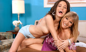 Naughty Mag Jessica Sexton & Monica Sexton Its A Mom And Daughter Thing!