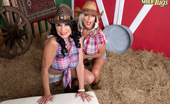 MILF Tugs Rita Daniels & Sally D'Angelo Rita Daniels & Sally D'Angelo Have A Ho-Down!