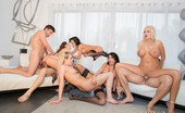 The Ass Factory Bailey Blue 354766 Bailey Blue Joins An Orgy Sex Party