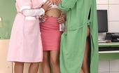 Only Blowjob Jasmine Black & Sandra Boobies Jasmine Black & Sandra Boobies Titty Fuck & Suck The Surgeon