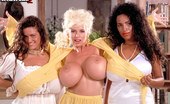 Scoreland 2 Angelique & Tawny Peaks & SaRenna Lee Tawny, Sarenna, Lisa And Angelique In The Bahamas, 1994