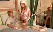 Scoreland 2 Alix Lakehurst Nurse Alix Heals A Hard-On