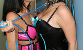 Glamour Models Gone Bad Cassidey & Bailey Brooks Hot Girl On Girl Sexual Domination Action