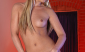 Glamour Models Gone Bad Cassie Courtland Cute Little Blonde Spreads Her Pussy On The Pool Table