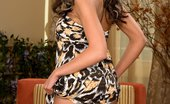 Glamour Models Gone Bad Tiffany Brookes Hot And Horny Brunette Playing With A Pink Dildo