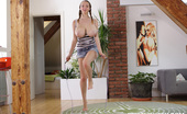 Busty Buffy Jumprope Busty Buffy Skipping Rope And Masturbating