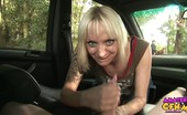Amateur CFNM Paige Fox Countryside Backseat Blowjob We Loved This Submission Where A Real Passer By Interrupted The CFNM Action! This Guy Was Enjoying A Sneaky Wank In His Car Down A Country Lane When He Was Discovered By Sexy Blonde Paige. She Finds It Hysterical That He Was Wanking In The Back Of His Car