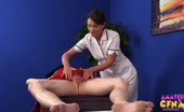Amateur CFNM Savannah Secret Tantric Massage 373002 Savannah Is An Expert In Tantric Massage As One Lucky Guy Finds Out Today. She Massages And Rubs His Ass Cock And Balls With Baby Oil Teasing Him To A Big Erection. She Then Gently Washes His Cock And Balls With Soap And Water Trickling The Water Up And D