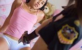 Lily Koh Under Arrest NN Petite Asian Teens Kiss And Caress Their Tender Bodies