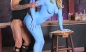Hustler Parodies Lexi Belle This Aint Smurfs XXX Gargamel Turns Smurfette Into A Sex Slave