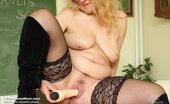 Mom Loves Mom Oldriska Old Oldriska Minge Toy Pussy Insertion