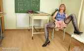 Mom Loves Mom Radima Elder Radima Beaver Rubber Cock Masturbation
