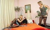 Mom Loves Mom Antonie Raduza Milf Lesbians Vulva Licking And Toy Fuck