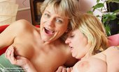 Mom Loves Mom Magda Rozalie Older Lovers Play With Rubber Cock