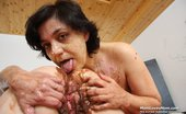 Mom Loves Mom Marysa Old Moms Using A Strapon Plastic Penis For The First Time