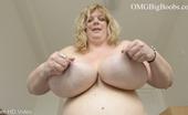 OMG Big Boobs Debbie Swings Huge Boobs