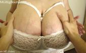 OMG Big Boobs Alice 85JJ Tit Grabs