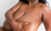 OMG Big Boobs Summer Nude Black BBW