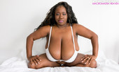 OMG Big Boobs Summer Nude Black BBW