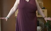 OMG Big Boobs Tiffany BBW Striptease
