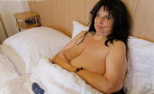 OMG Big Boobs Anika Giant Tits In Bed