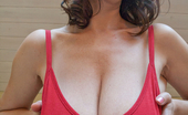 OMG Big Boobs Cherry Busty Cock Teaser