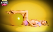 Naked Gym Girls Tatyana Tatyana Finding Balance Haven'T You Heard How Important Excercise Is?...