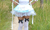 Josie Ann Wonderland Josie Playing Naughty Fairytale Girl