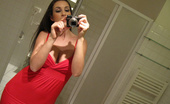 Busty Teens Angela Very Attractive Teen With Great Hot Big Naturals Taking Pictures Of Herself